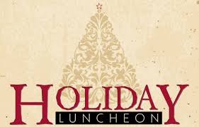 MME Department Holiday Luncheon - Faculty, Staff and Guests